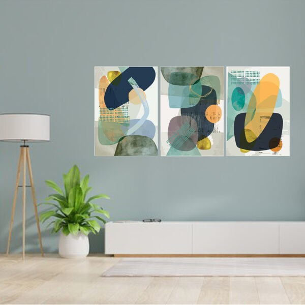 Hanging a Wall Art on a Large Blank Wall
