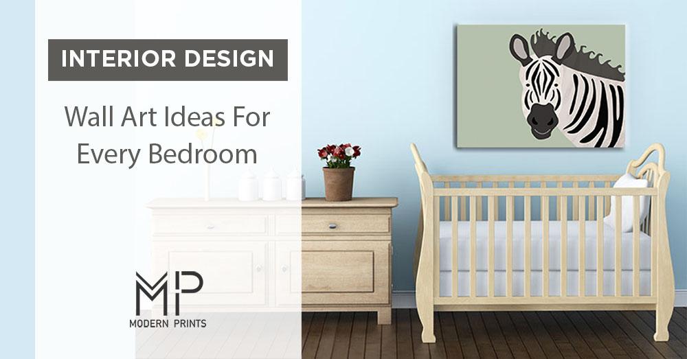 interior design wall art design for every bedroom