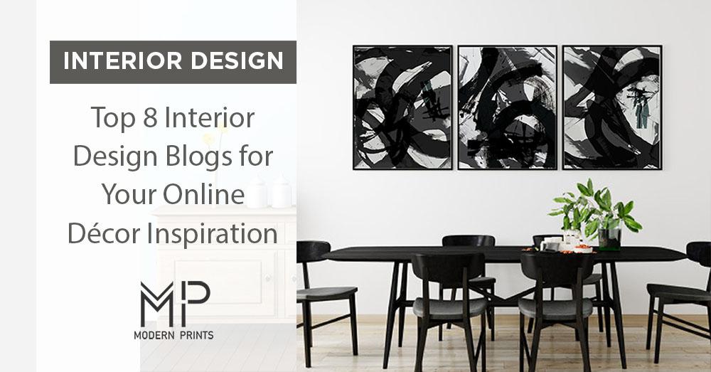 top 8 interior design blogs for your online decor inspiration