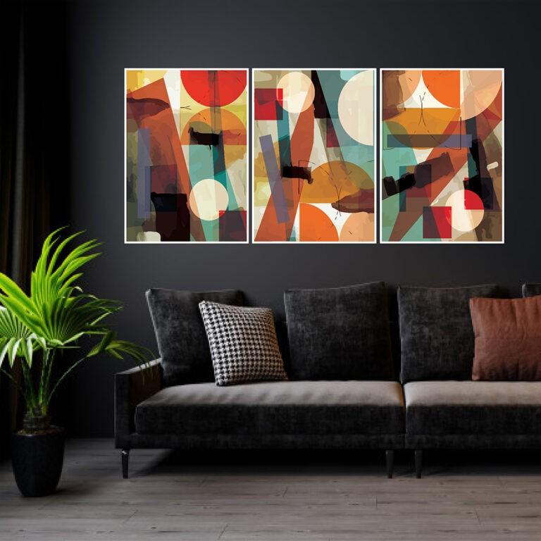 wall art - living room